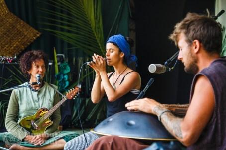 Luminate festival 2015 with Tui Mamaki and Inki