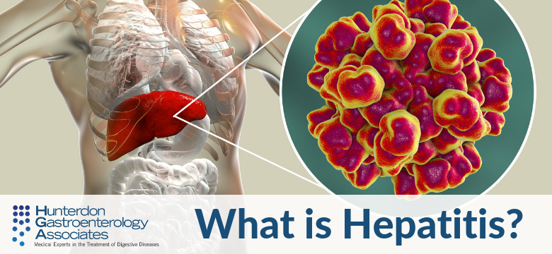 what is hepatitis