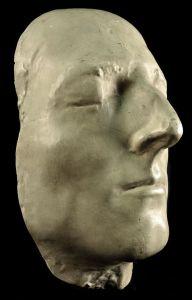 Charles Edward Stuart Death Mask.