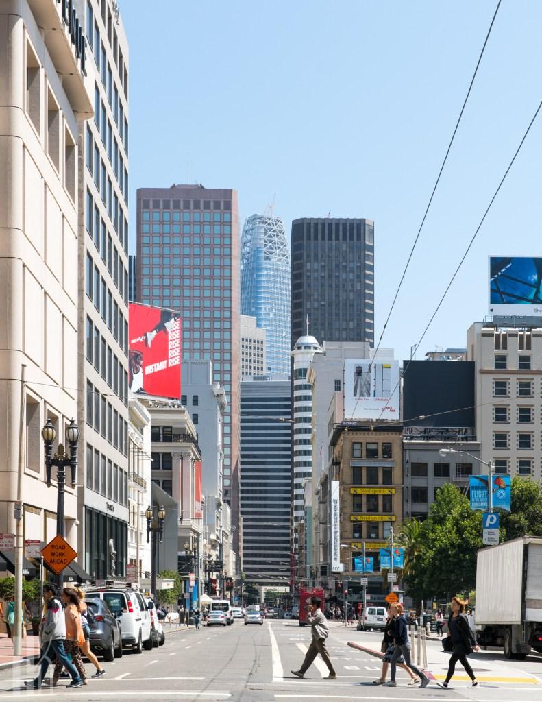 Salesforce Tower San Francisco