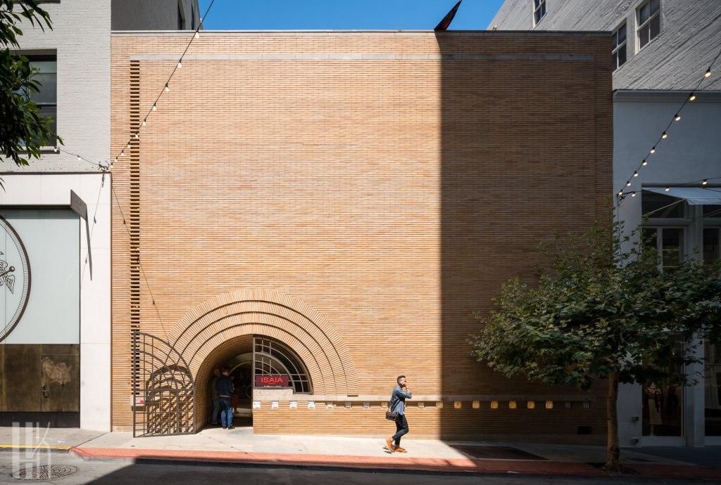 Frank Lloyd Wright San Francisco 140 Maiden Lane