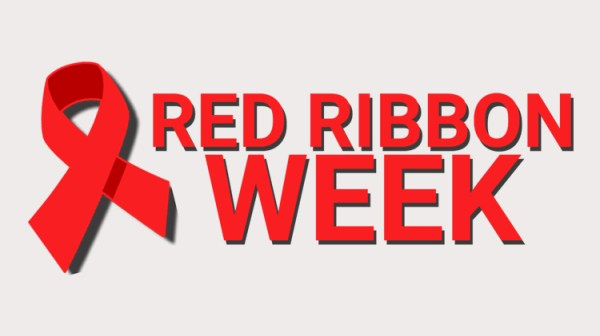 red ribbon week # 3