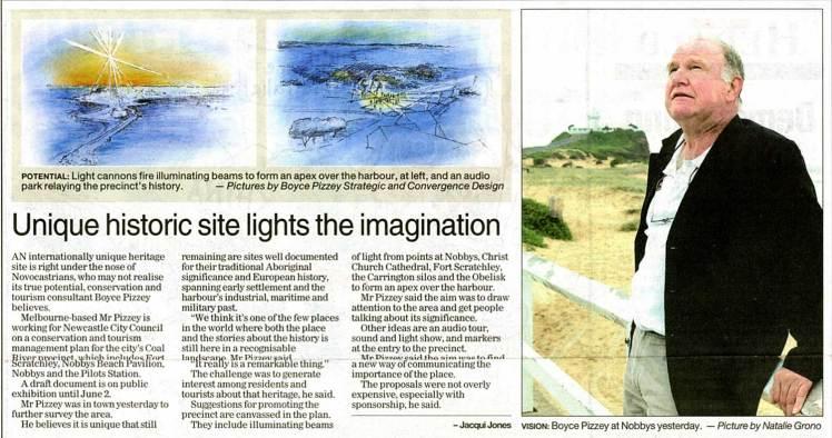 Unique Historic Site Lights the Imagination