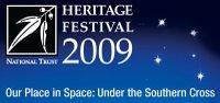 National Trust Heritage Festival 2009