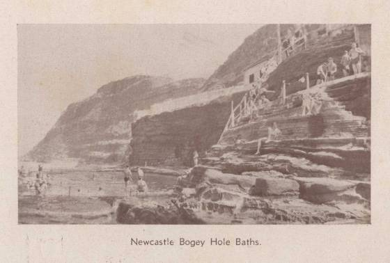 The Bogey Hole Baths (1938)