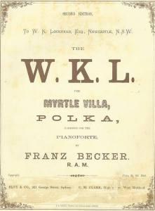 Myrtle Villa Polka
