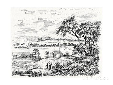 Sydney Cove c1790 http://imgc.allpostersimages.com/images/P-473-488-90/72/7205/Z9FN100Z/posters/cci-archives-sydney-cove-australia-circa-1790.jpg