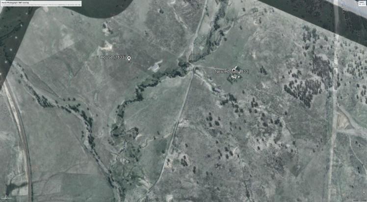 Aerial photo 1967 overlay (CAMBERWELL-01-1967-R005C-1481-51980