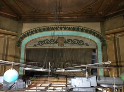 Victoria Theatre photographs taken 9 July 2018 by Gionni Di Gravio (University Archivist)
