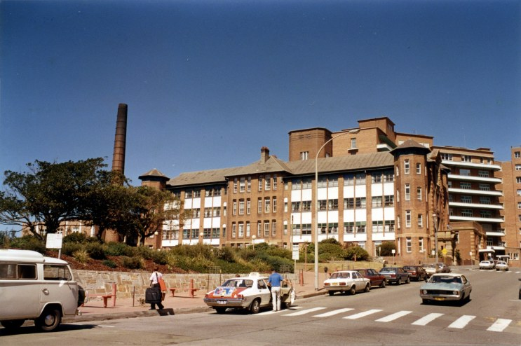 The Royal Newcastle Hospital, Newcastle, NSW, September 1986