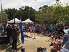 Crowd Scenes at Capturing Time Event in Lambton 20 October 2018 (Photo: G Di Gravio)
