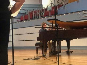 Piano – Gerard Nicholls for the Victoria Theatre 3D Reconstruction Project