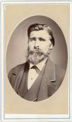 """Captain W Robertson, of Ship """"Corlic"""""""