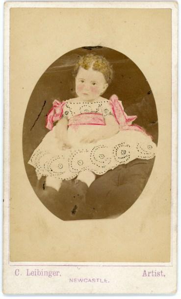 Florence Agnes Collins, 22/03/1875