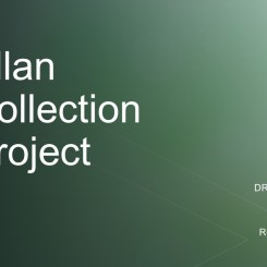 Allan Collection Project