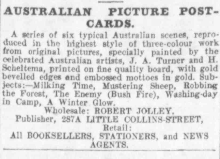 TROVE Australian Picture Postcards