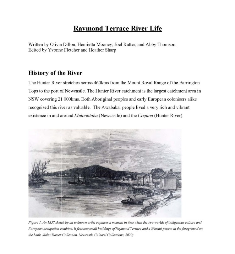 Raymond Terrace River Life_Page_01