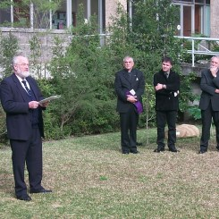Personal Remembrance by Dr David Dockrill.