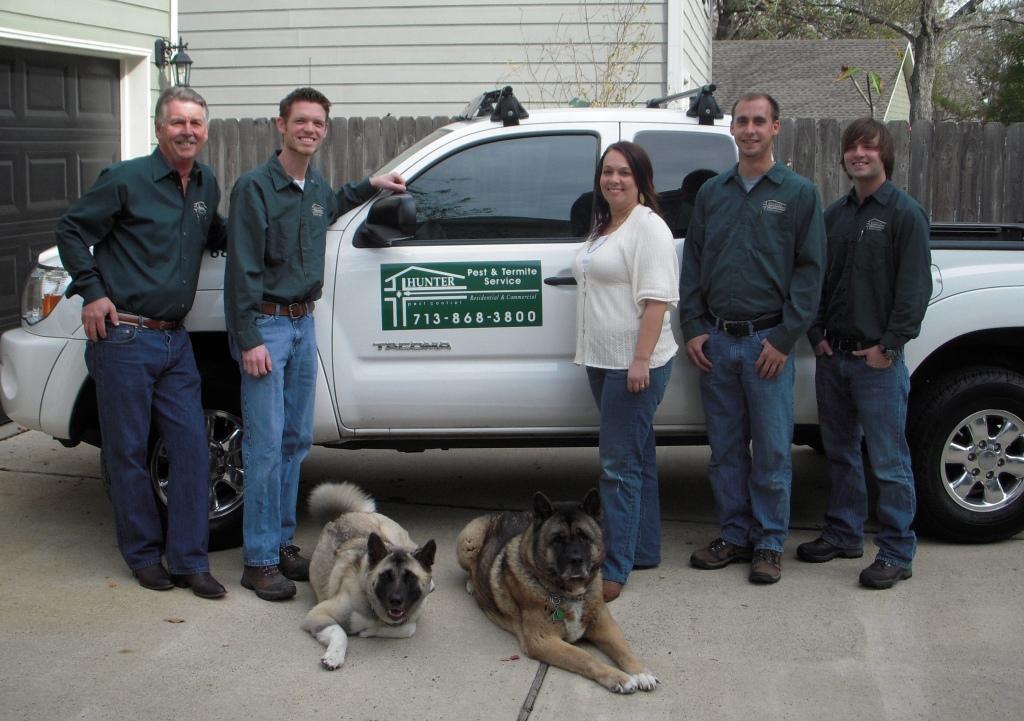 Houston Family Own Pest Control