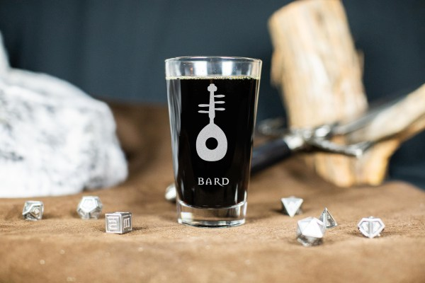 Bard Pint Glass