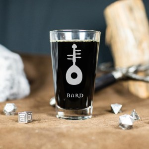 Bard Pint Glass