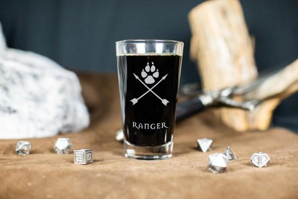 Ranger Pint Glass