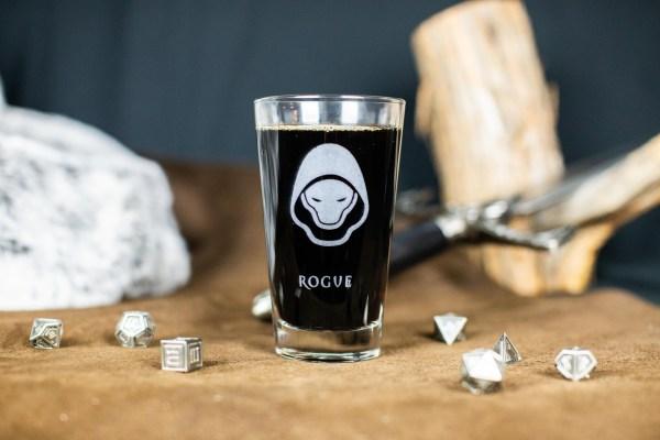 Rogue Pint Glass