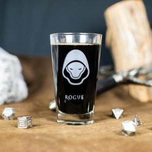 Rogue Pint Glass