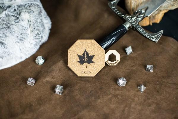 Druid Inspiration Coaster