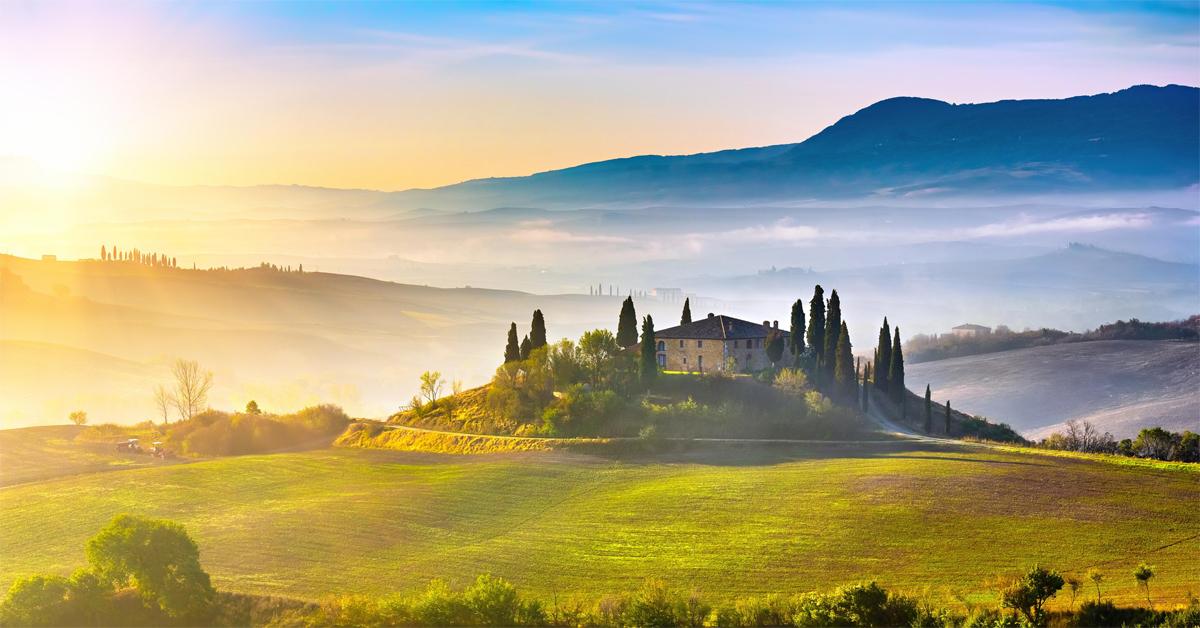 Lifelong Love of Learning Tuscany