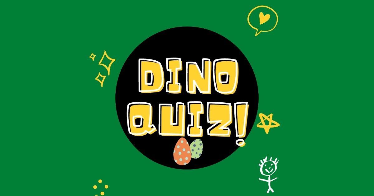 HuntersWoodsPH | Montessori | History | Dinosaurs | Dino Quiz