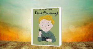HuntersWoodsPH Books Gifts Little People Big Dreams David Attenborough