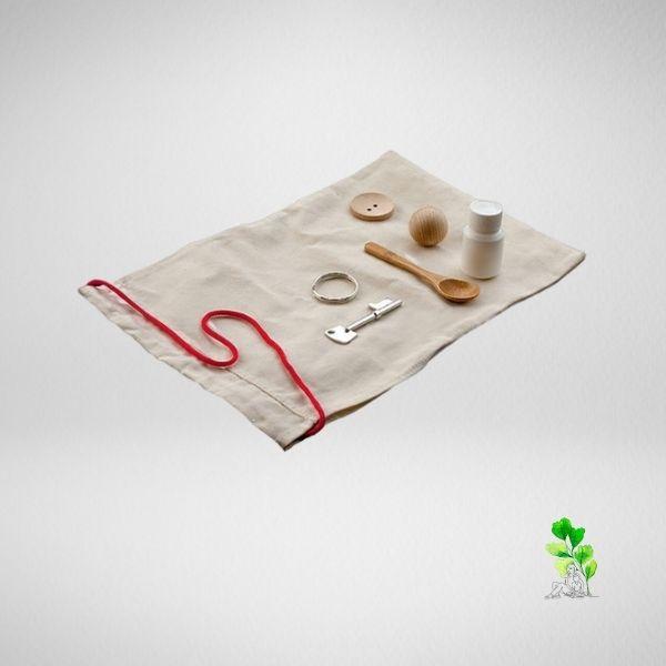 HuntersWoodsPH Checklist Sensorial Montessori Materials Toddler Preschool Mystery Bag