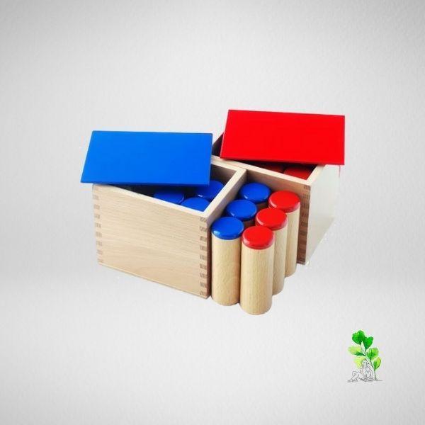 HuntersWoodsPH Checklist Sensorial Montessori Materials Toddler Preschool Sound Boxes