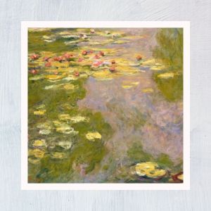 HuntersWoodsPH Montessori Culture Art Paintings Claude Monet Water Lilies