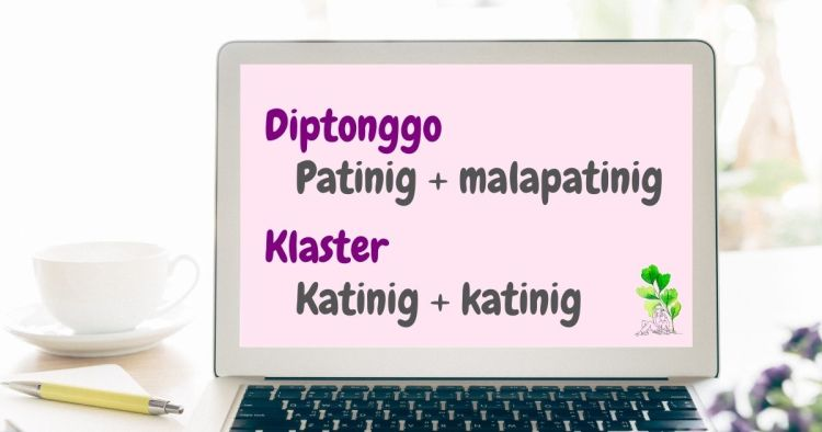 HuntersWoodsPH | Montessori Filipino | Worksheets | Diptonggo at Klaster | Definitions