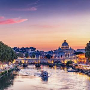 HuntersWoodsPH | Rivers of the World | Tiber