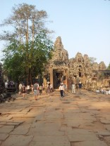 Temple of Angkor Thom, Siem Reap, Cambodia