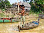 Tonle Sap Lake: Stilted and Floating Villages of Cambodia