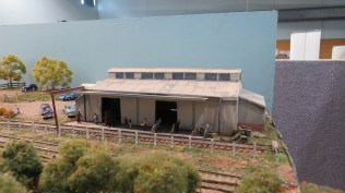 A great model of a packing house