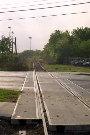 Another grade crossing
