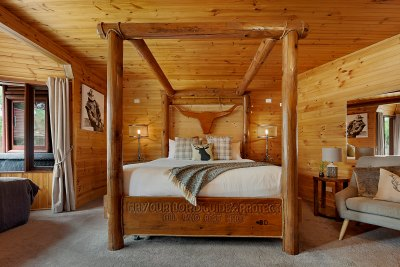 Stag Bedroom - Lodge
