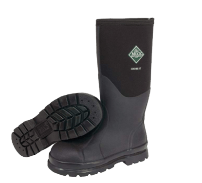 Muck Boot Chore Classic Tall Steel Toe Men's Rubber Boot