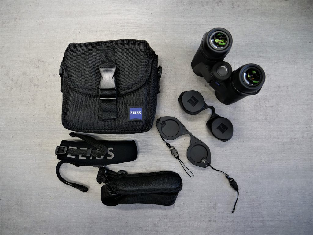 Zeiss Conquest HD 8×32 Kit