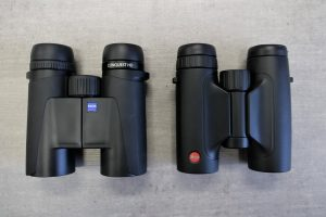 Zeiss Conquest HD 8×32 VS Leica Trinovid 8×32 HD