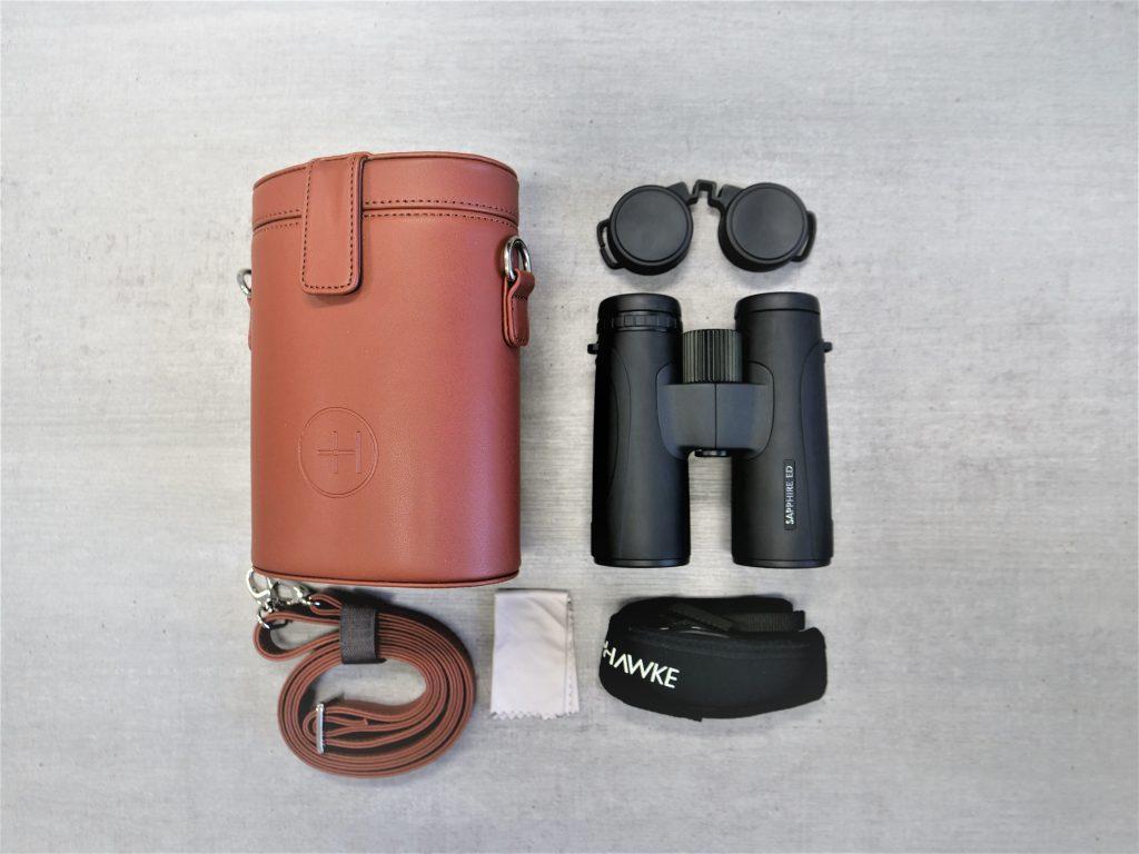 Hawke Sapphire ED 8×42 Kit