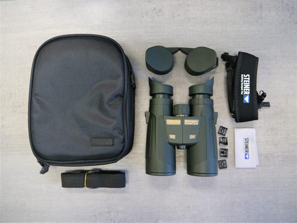 Steiner Ranger Xtreme 8×42 Kit