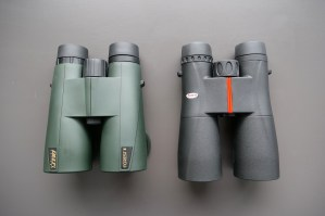 Delta Optical Forest II 10×50 VS Kowa SV 10×50