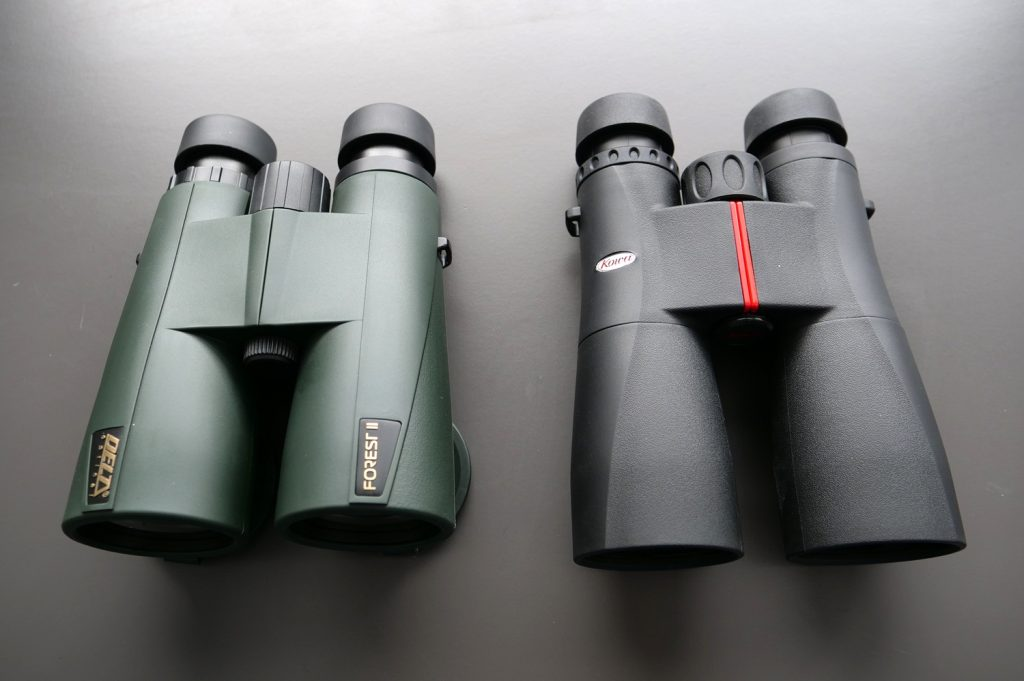 Delta Optical Forest II 10x50 and Kowa SV 10x50