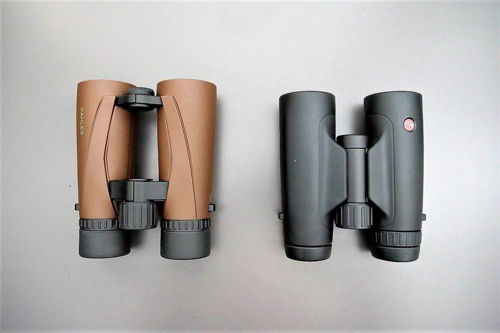 Kahles Helia 10x42 and Leica Trinovid 10x42 HD